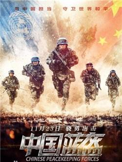 中國藍盔劇情介紹