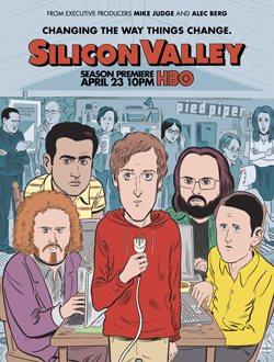 硅谷第四季