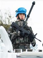 维和步兵营赵忠宝