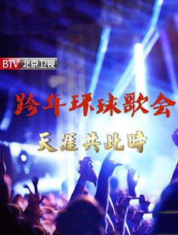2017北京卫视跨年环球歌会