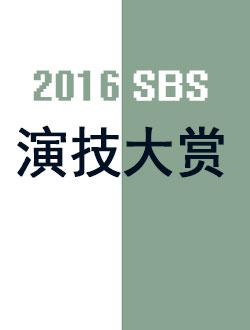2016SBS演技大赏